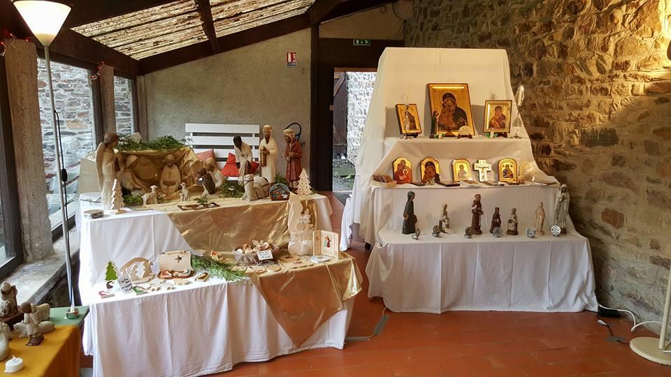 Boutique de l'abbaye de Boquen