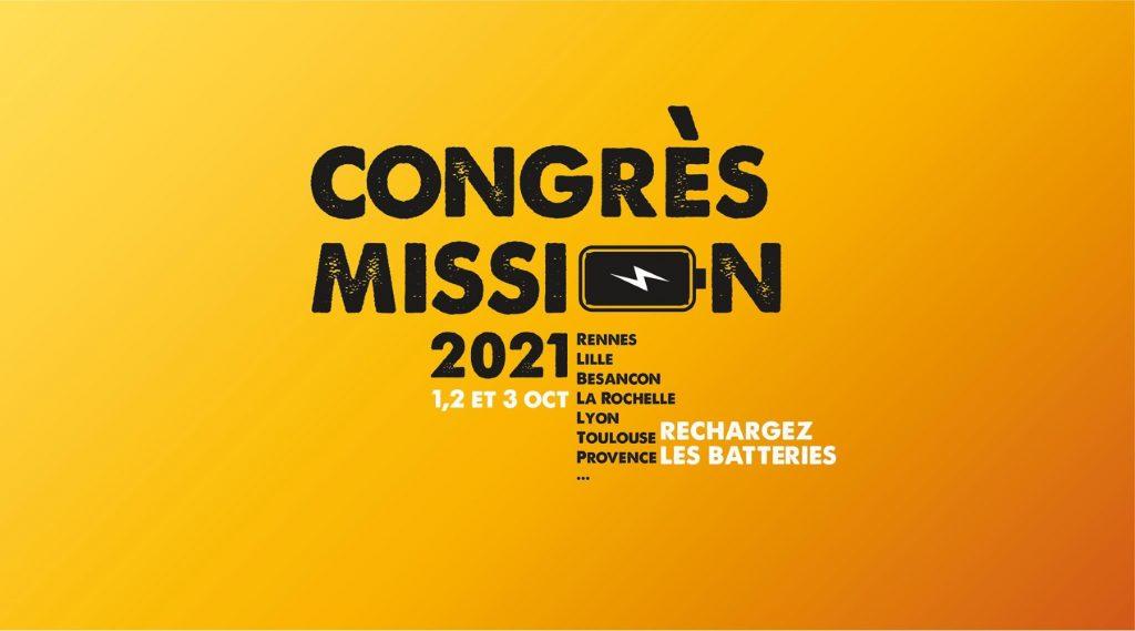 Congres Mission 2021