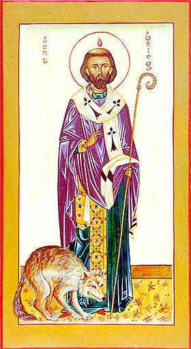 Icône de Saint Brieuc