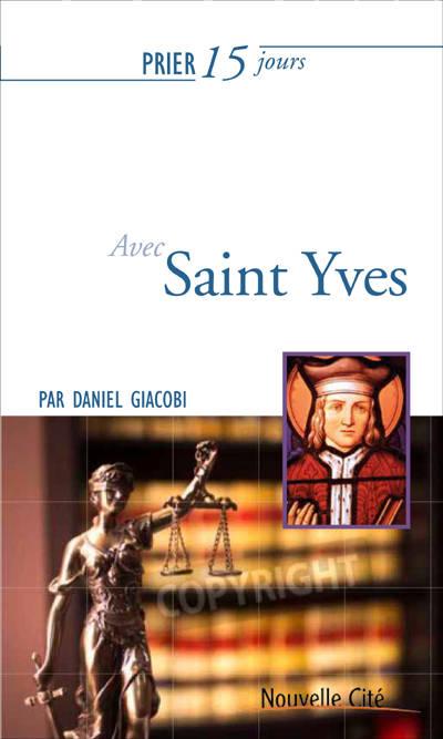 Livre sur Saint Yves de Daniel Giacobi