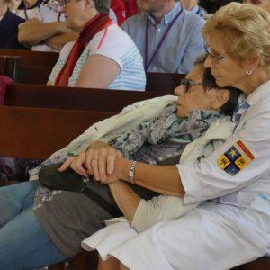 Hospitalité diocésaine à Lourdes