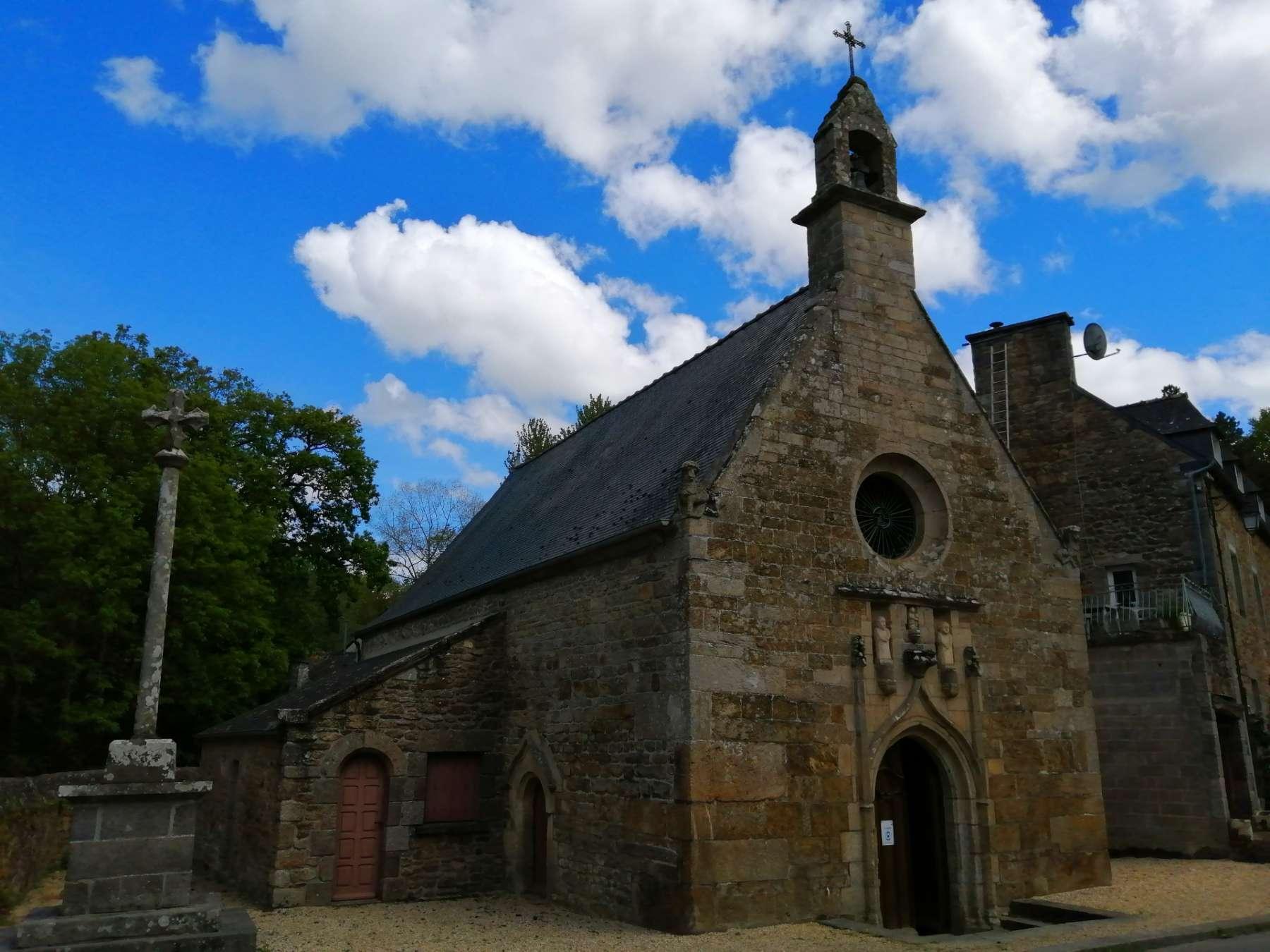 Chapelle Sainte Anne du Houlin