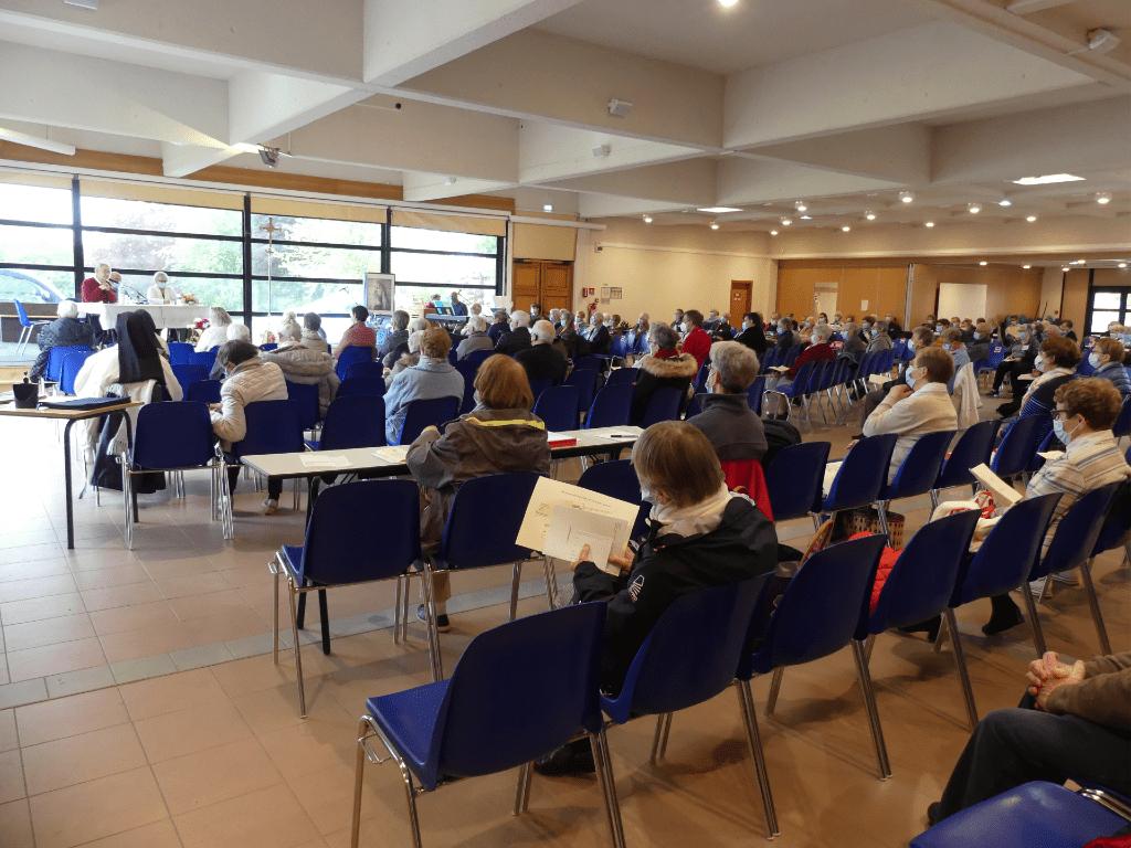 Journée de la Pastorale de la santé au Sanctuaire de Querrien