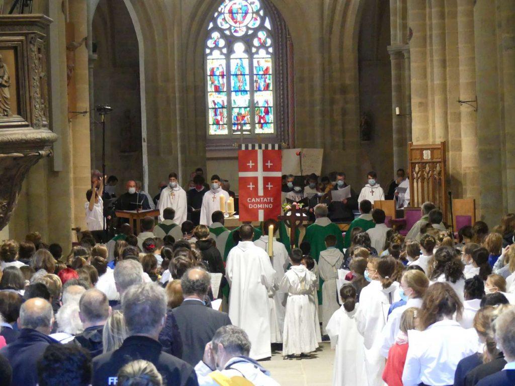 600 ans des Petits Chanteurs de Saint-Brieuc